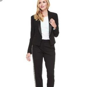 JC tuxedo style suit
